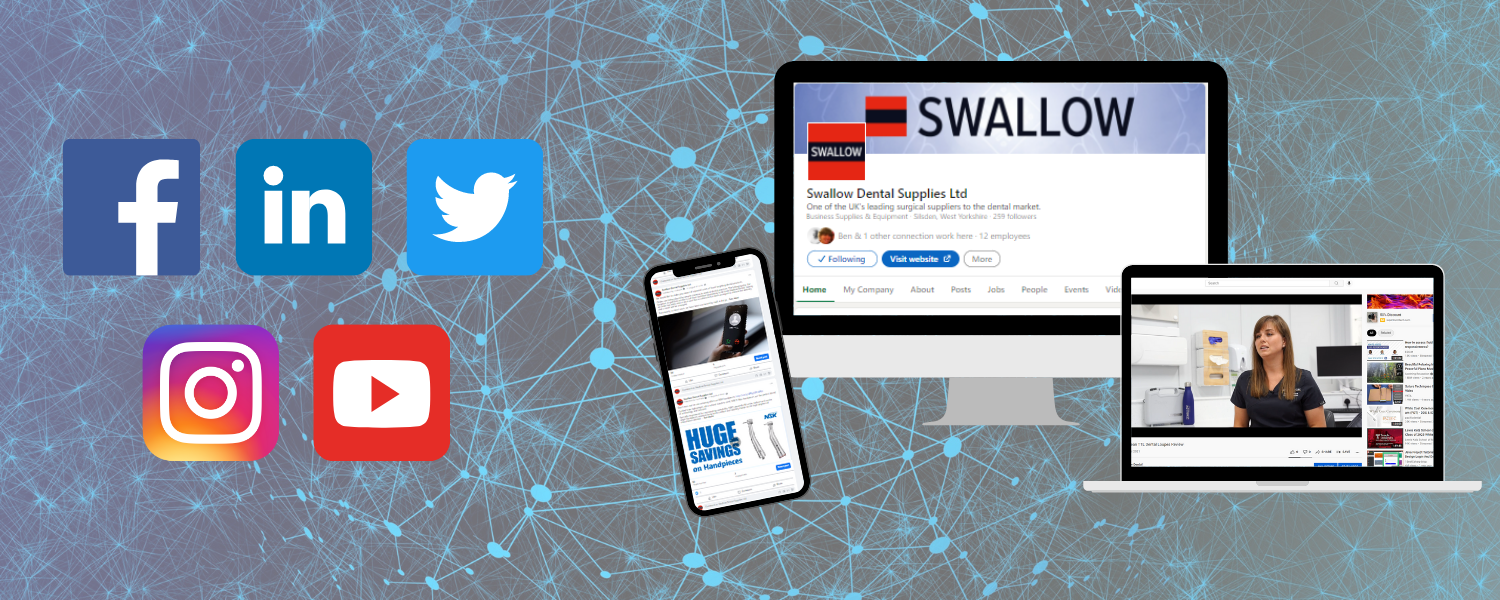 Connecting With Swallow Dental