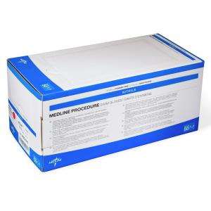 Box of 50 Medline Sterile Nitrile Gloves