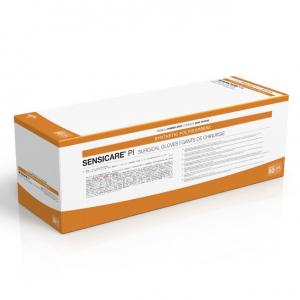 Medline Sensicare PI Latex Free Surgical Gloves