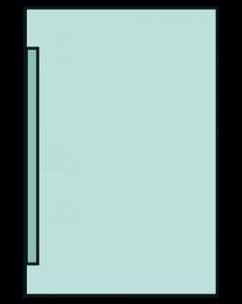 Guardian Adhesive Drape 75 x 90cm. Ref: 12.88.13-SD002