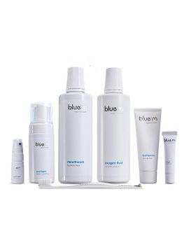 Blue®M Oral Care products