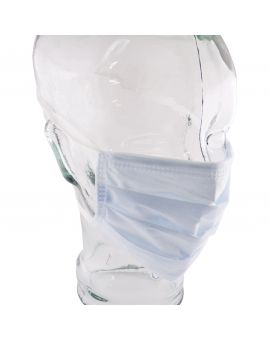Barrier Medical Face Mask, Tieband, Type II