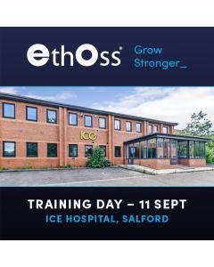 ethoss training day - ICE hospital