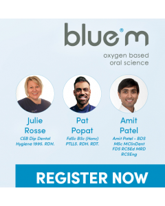 WEBINAR | Incorporating Blue®M into your Treatment Plan