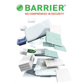 Barrier Second Stage Drape Pack