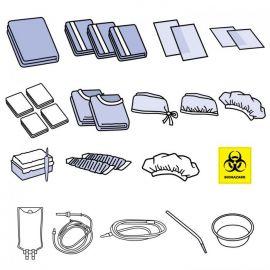Swallow Dental Supplies - Drape Pack C