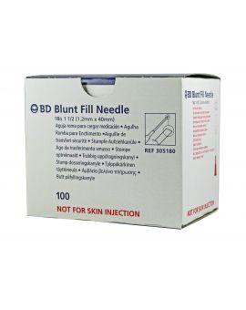 Blunt Irrigation Needles