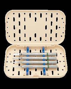 Tatum Osteotome Set - Kit of 4