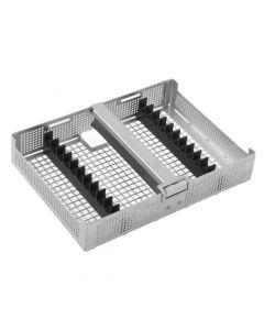 Devemed 11 Instrument Cassette with Clip Bar. Ref: 9200-80