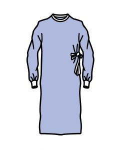 Guardian Sterile Gown