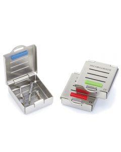 Nichrominox Micro Cassette 3, 40x55x20mm
