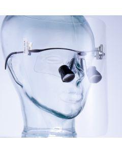 Pro-Tex Dental Visor for Q-Optics Dental Loupes