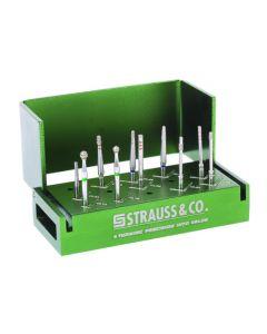 Strauss Crown Lengthening Bur Kit