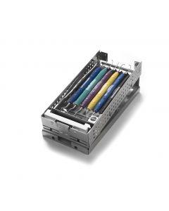 PDT 7 Instrument Cassette, Single Fixed Rack