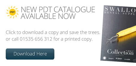 New PDT Catalogue