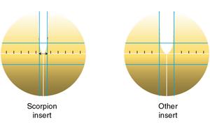 Scorpion Tips - Very Thin