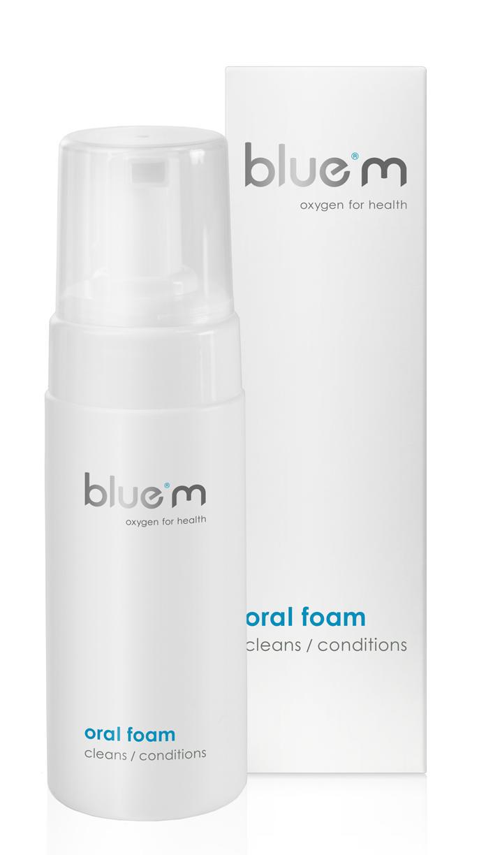 Blue®m Oral Foam