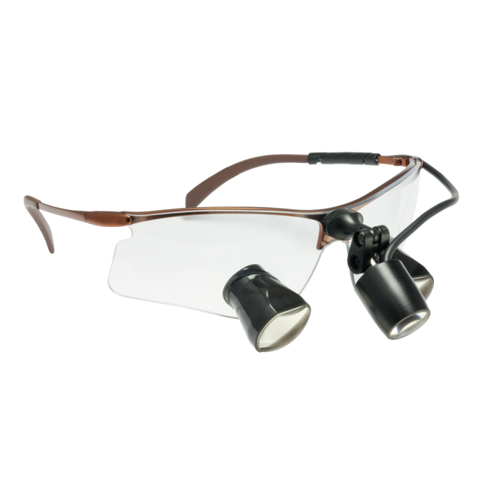 Q-Optics Loupes and LED Lighting